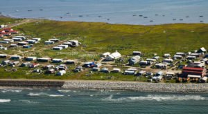 This Tiny Village In Alaska May Be Completely Submerged In Just A Few Decades