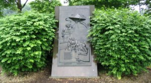 Most People Don't Know That Aliens Invaded New Jersey In The 1930s