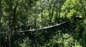 The Story Behind This Haunted Iowa Bridge Will Give You Nightmares