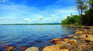 This One Destination Has The Absolute Bluest Water In Vermont