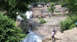 This Magical Waterfall Campground In Maryland Is Unforgettable