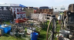 One Of The Biggest Flea Markets In The Midwest Is Right Here In Iowa