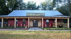 Fulmer's General Store In Mississippi Is Too Charming For Words