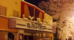 This Haunted Mississippi Theater Has A Bone-Chilling Past