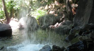 Walk Behind A Waterfall For A One-Of-A-Kind Experience In Northern California