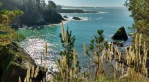 This One Destination Has The Absolute Bluest Water In Northern California