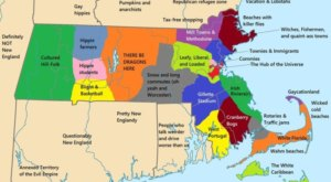 5 Maps Of Massachusetts That Are Just Too Perfect (And Hilarious)