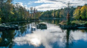 The Little Known Lake In Maine That'll Be Your New Favorite Destination