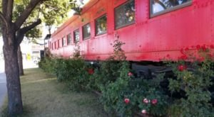 This Train In Arizona Is Actually A Restaurant And You Need To Visit