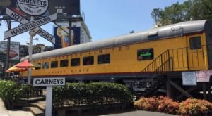 This Train In Southern California Is Actually A Restaurant And You Need To Visit