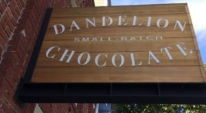 A Trip To This Epic Chocolate Factory In San Francisco Will Make You Feel Like A Kid Again