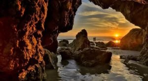 The Hidden El Matador Beach In Southern California Will Make You Feel A Million Miles Away From It All