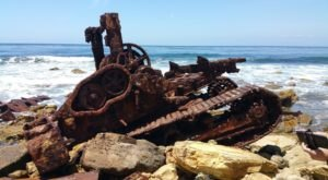This Short Hike In Southern California Will Lead You Straight To A Shipwreck