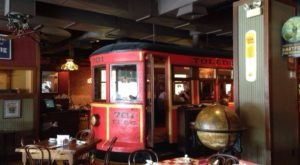 6 Train Car Restaurants In Ohio That Will Give You An Unforgettable Dining Experience