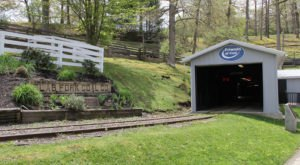 This Ride Through An Old Coal Mine In West Virginia Will Take You Back In Time