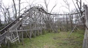 In Rural Pennsylvania, There's Run-Down Amusement Park That's Beyond Eerie