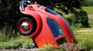 12 Bizarre Roadside Attractions In Oklahoma That Will Make You Do A Double Take