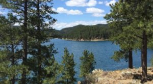 This One Destination Has The Absolute Bluest Water In South Dakota