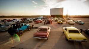 These 10 Nostalgic Drive-In Theaters In Texas Will Take You Back To The Good Old Days