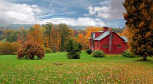The Small Town Of Stockbridge, Massachusetts Is Picture Perfect For A Weekend Trip