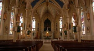 This Stunning Basilica Hiding In Mississippi Is Too Beautiful For Words