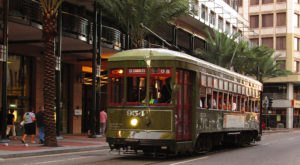 This Epic Streetcar in New Orleans Will Give You An Unforgettable Experience
