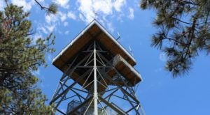 What You'll Discover Atop Nebraska's Only Fire Lookout Tower Will Take Your Breath Away