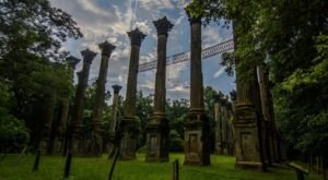 The Windsor Ruins In Mississippi Rival Any Attraction In The World