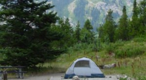 Spend The Night At Wyoming's Most Picturesque Campground For A Truly Memorable Experience