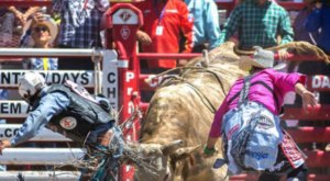 This Wyoming Town Is Home To One Of The Largest Rodeos In North America