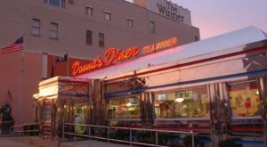 A Meal At This Old School Diner In Pennsylvania Will Whisk You Back In Time
