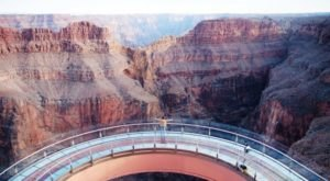 This Controversial Walkway Offers An Unforgettable View Of Arizona's Grand Canyon