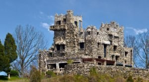 The Hidden Connecticut Castle, Gillette Castle, Makes You Feel Like You're In A Fairy Tale