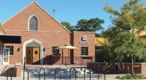 This Restaurant In Michigan Used To Be A Funeral Chapel And You'll Want To Visit