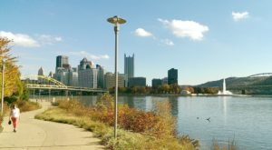 This Just Might Be The Most Beautiful Hike In All Of Pittsburgh