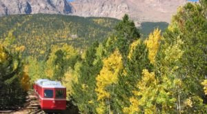 Take This Fall Foliage Train Ride Near Denver For A One-Of-A-Kind Experience
