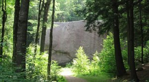 The Story Of This Mysterious Formation Hiding In New Hampshire Will Baffle You