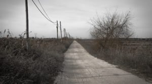 The Stories Behind This Desolate Road In South Dakota Are Truly Creepy