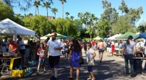 Everyone In Arizona Should Visit This Epic Flea Market At Least Once