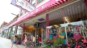 A Massive Candy Store In New Hampshire, Chutters, Will Make You Feel Like A Kid Again