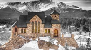 There's No Chapel In The World Like This One Near Denver