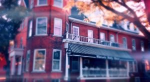 You'll Never Forget Your Visit To The Most Haunted Restaurant In Michigan