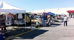 Everyone In Maryland Should Visit This Epic Flea Market At Least Once