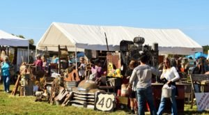 Everyone In Arkansas Should Visit This Epic Flea Market At Least Once