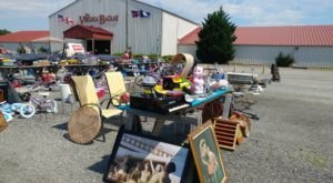 Everyone In Virginia Should Visit This Epic Flea Market At Least Once
