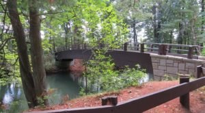 10 Awesome Rail Trails In New Hampshire You'll Want To Visit