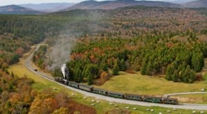 Take This Fall Foliage Train Ride Through West Virginia For A One-Of-A-Kind Experience