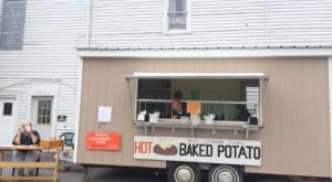 This Tiny Church In West Virginia Serves Baked Potatoes That Are Downright Heavenly