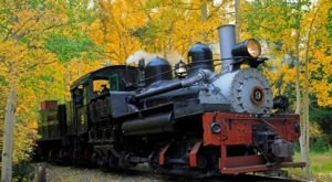 Take This Fall Foliage Train Ride Through Colorado For A One-Of-A-Kind Experience