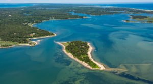 This Stunning Private Island In Massachusetts Could Be Yours For A Price